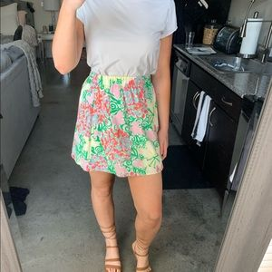 LILLY PULITZER skirt (m)